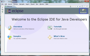 EclipseWelcome